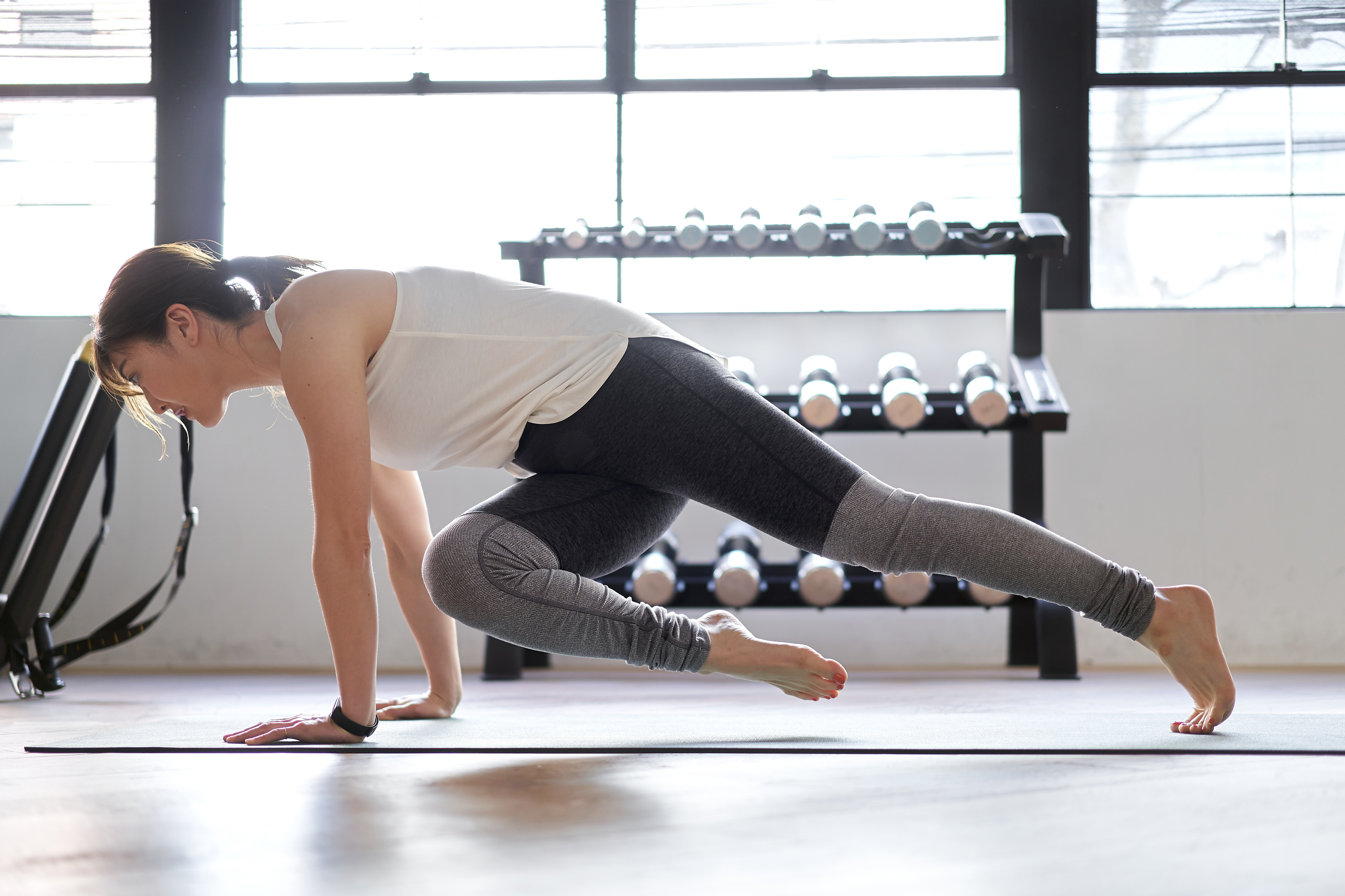Burn calories and support your health goals with this at-home HiiT workout, designed by a certified trainer.  Kick start your he