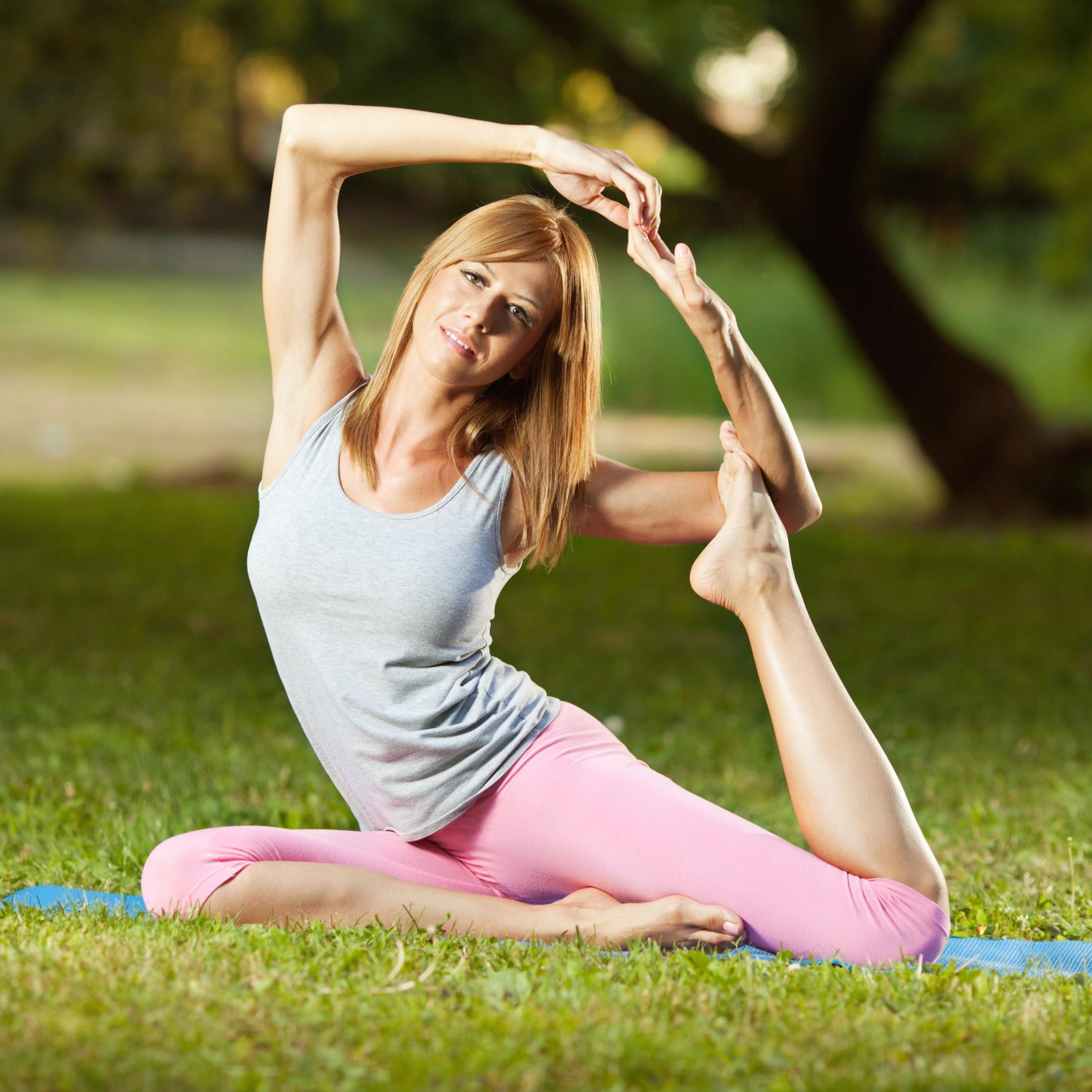11 Yoga Poses for Strength and Flexibility   Ubiquinol.org