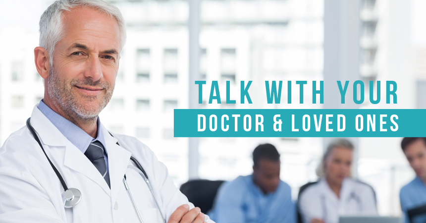 Ubiquinol: Conversations to Have With Your Doctor and Loved Ones