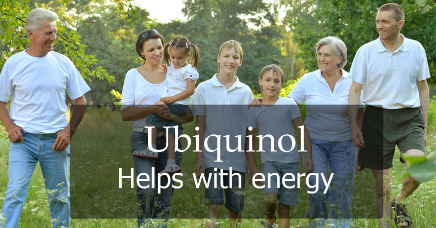 Ubiquinol Helps with Energy, But Not Like Caffeine