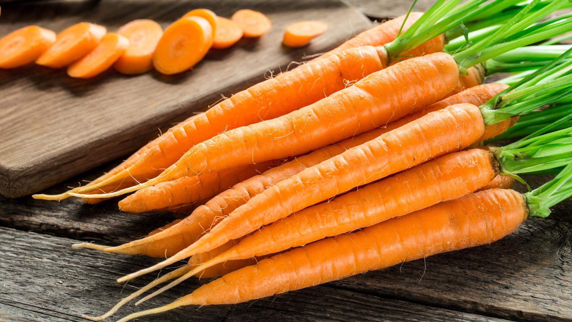 Carrots!
