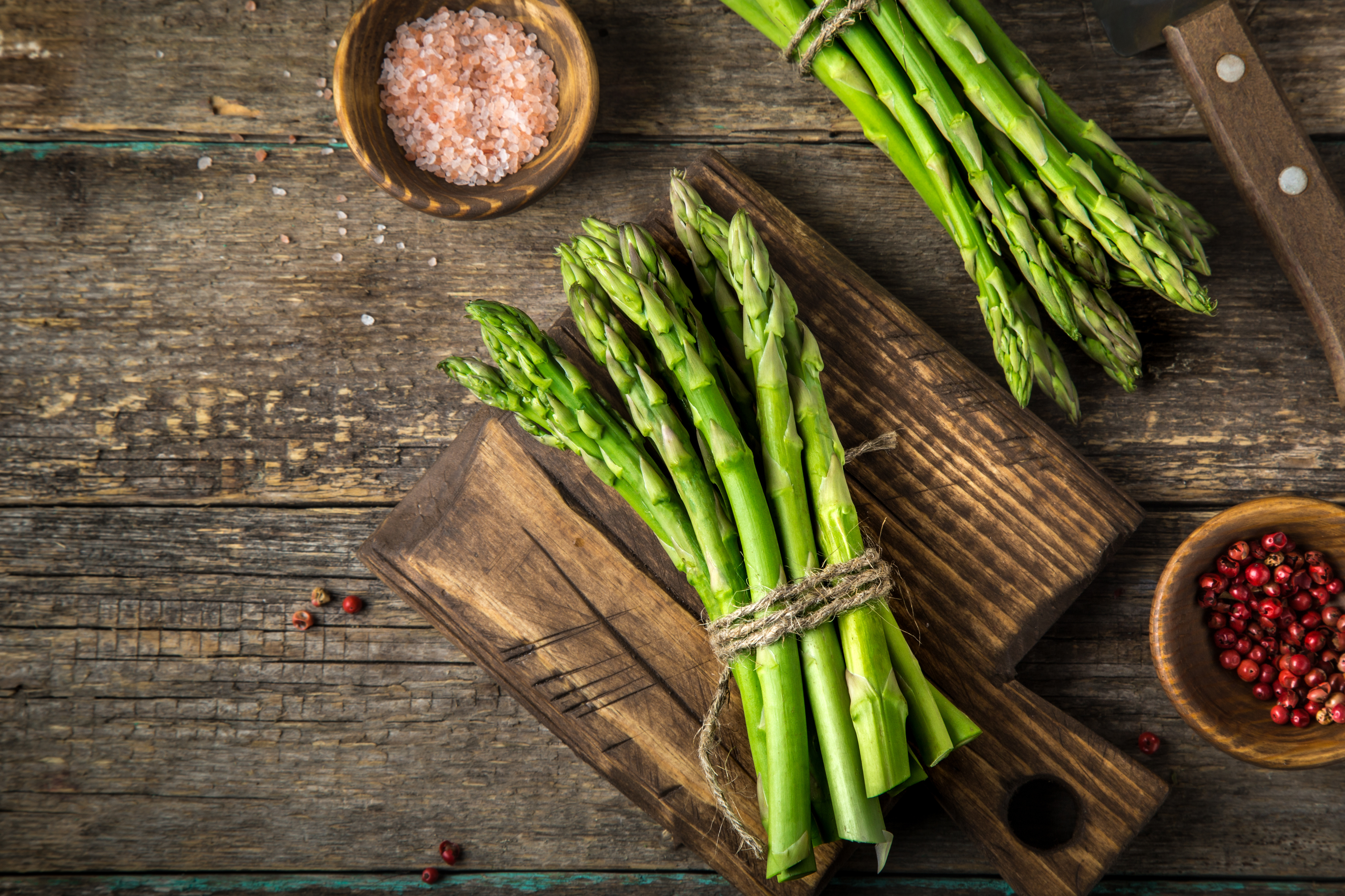 Veggie of the month - Asparagus