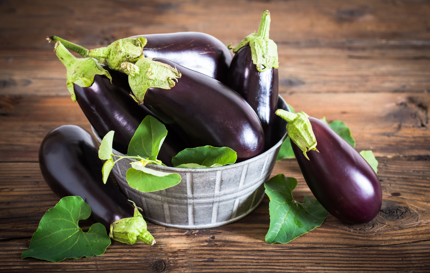 Eggplant - veggie of the month