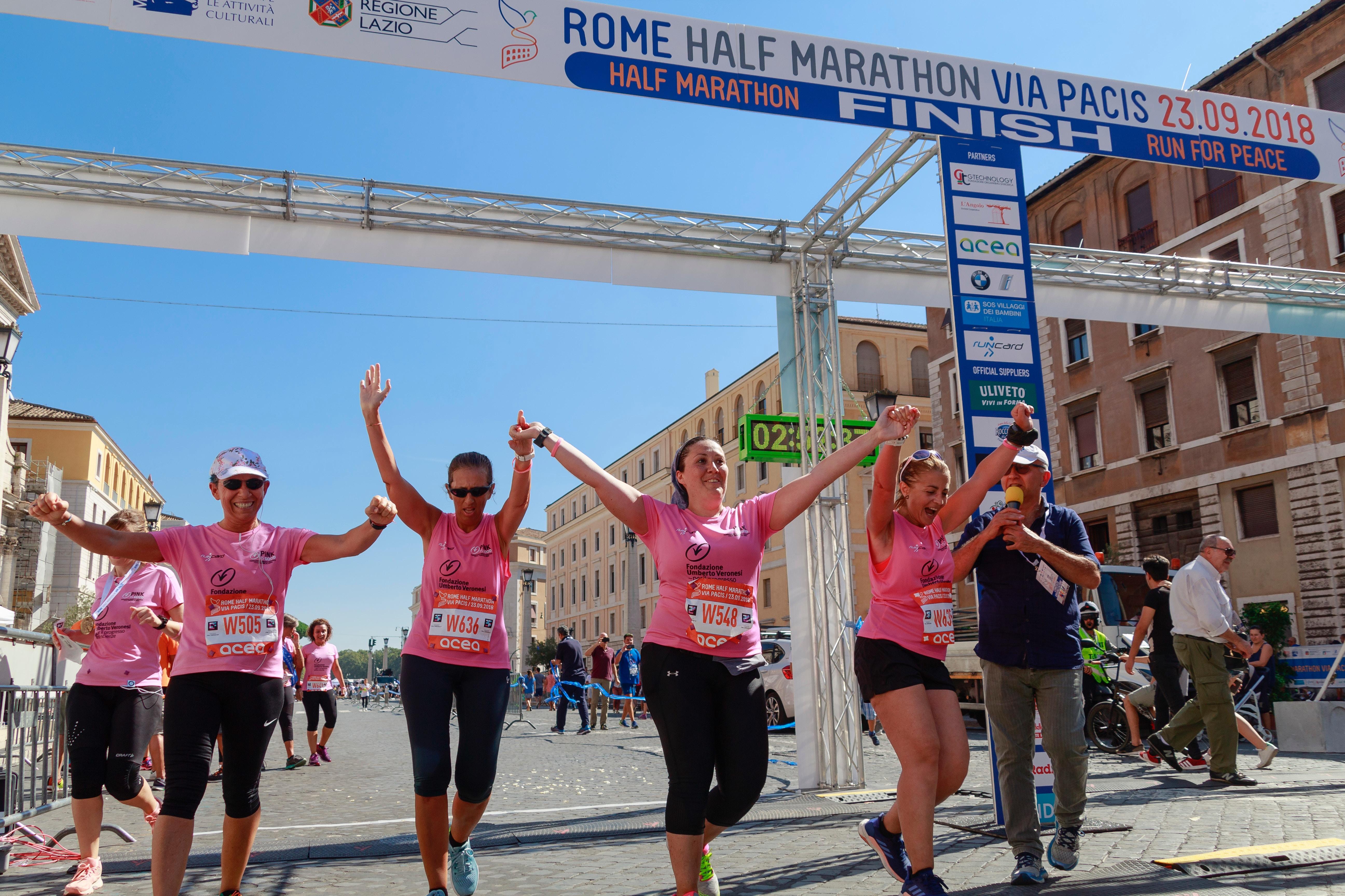 women health half marathon
