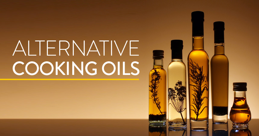 The Best Cooking Oils You've Never Heard Of