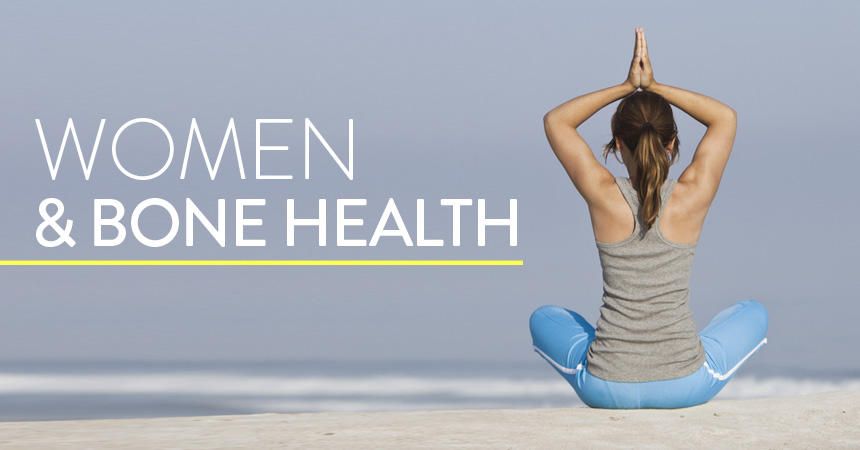 What Every Woman Should Know About Bone Health
