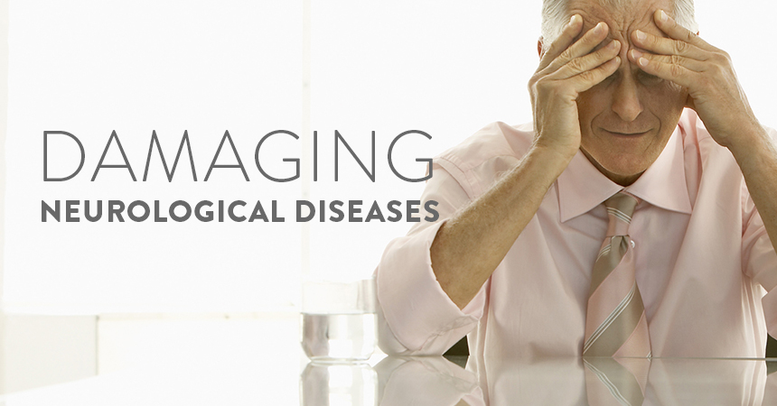 Damaging Neurological Diseases