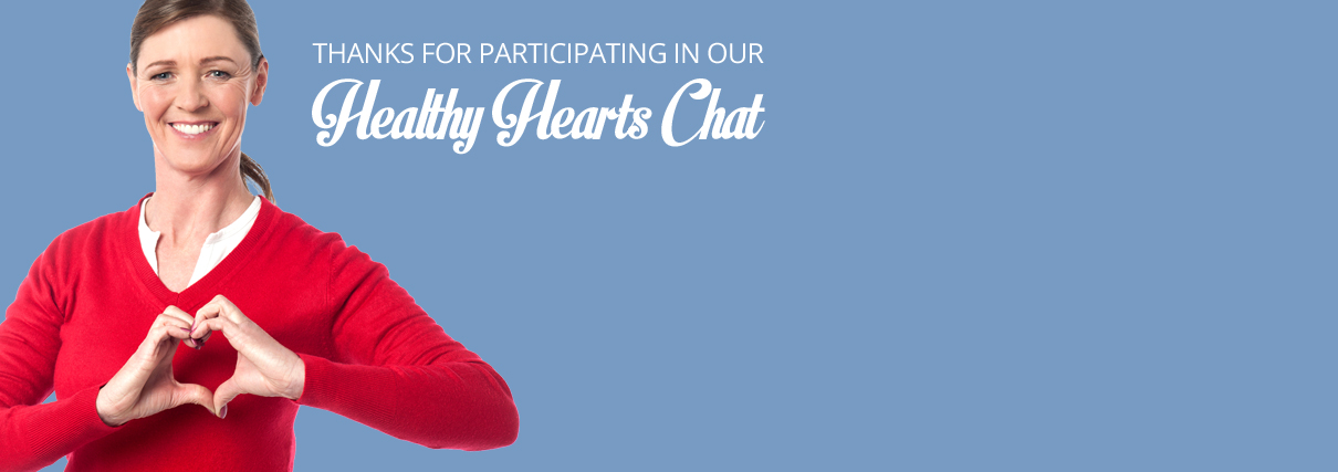 Wrapping Up Heart Health Month