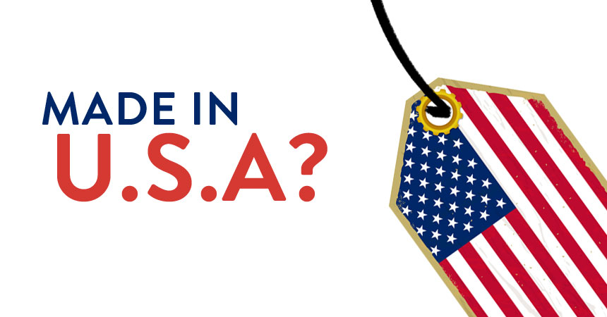 What 'Made in USA' Really Means