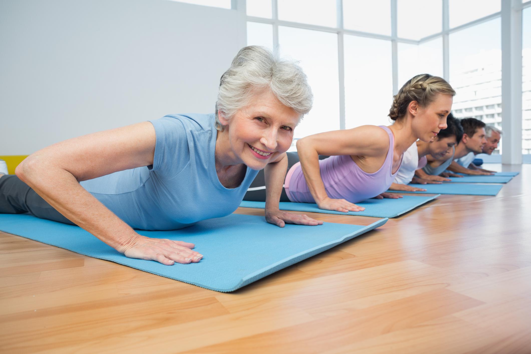 Yoga Poses for Better Bone Health