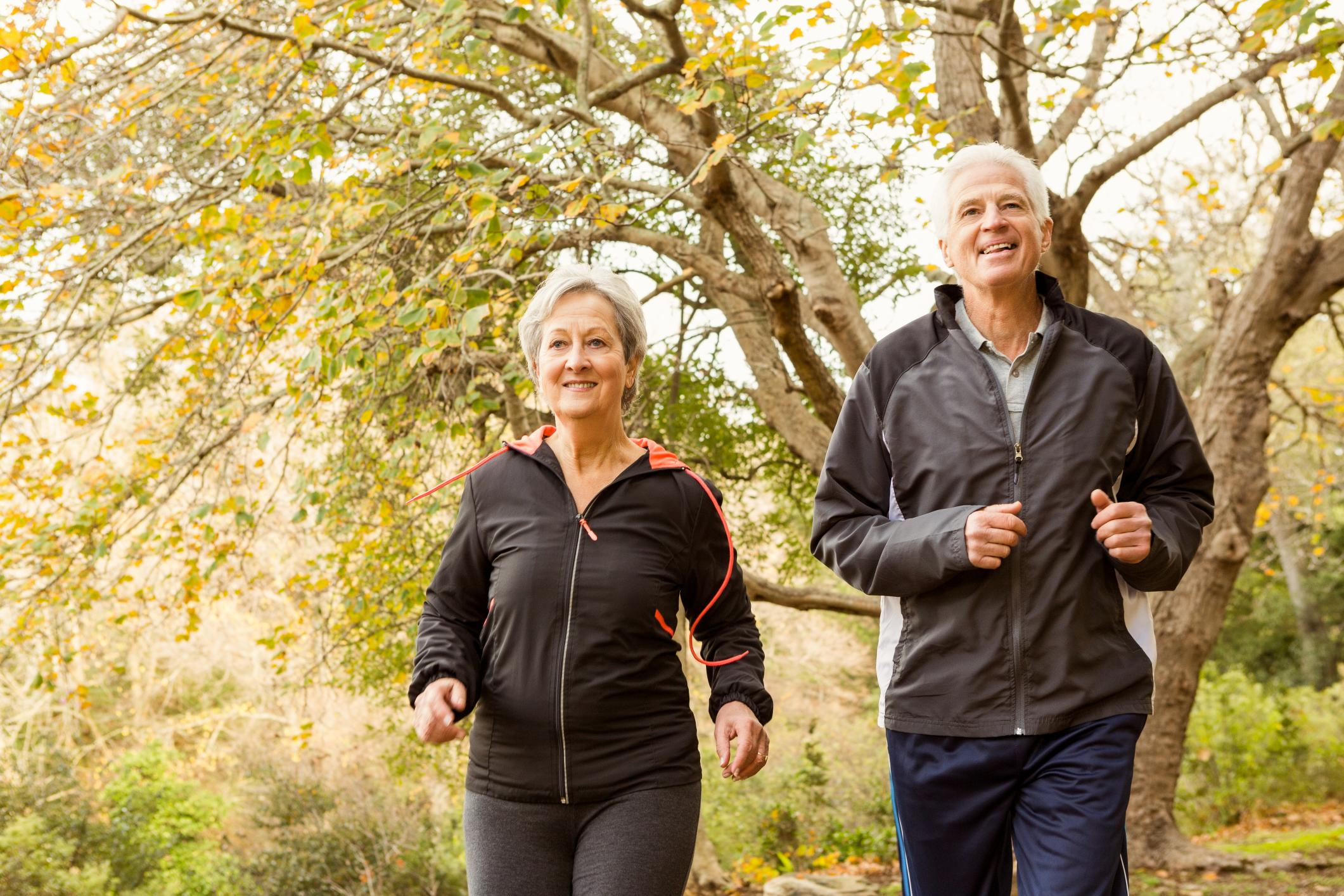 The Get-Moving Walking Plan for Beginners